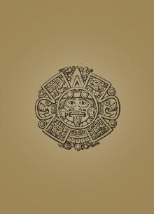 Azteca Tabla Game